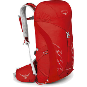 Osprey Talon 18 Backpack Herre martian red